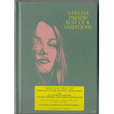 2cd dvd Vanessa Paradis   Best Of & Variations [pronta Entre